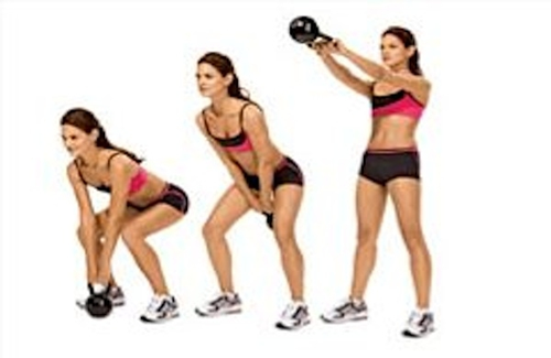 Basic Kettlebell Workouts for Women