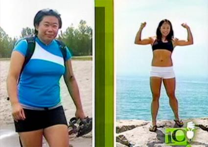 Estella Kettleworx program before and after