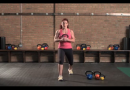 Kettleworx Alternating Lunge move